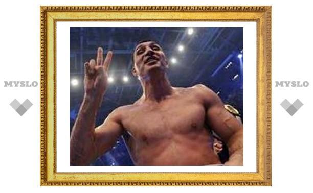 Владимир Кличко: мой бой с Поветкиным рано или поздно состоится