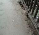 Срок ремонта пешеходной части моста Демидовской плотины в Туле определят после обследования
