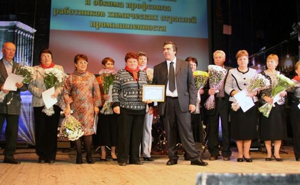 Новомосковскому институту азотной промышленности 55 лет!