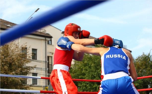 Боксеры Тулы и Керчи провели матчевую встречу