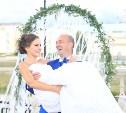 Семь тульских пар приняли участие в церемонии «Свадьба мечты»