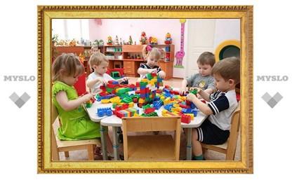 В Туле построят два новых детских сада