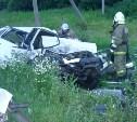 В лобовом столкновении ВАЗа и иномарки погибли два человека