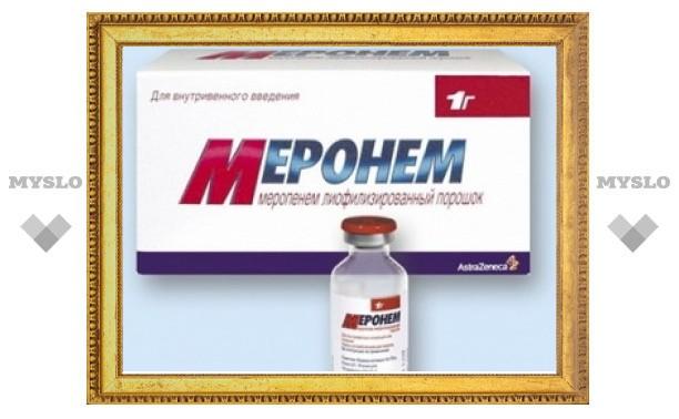 В тульских аптеках может продаваться опасный для жизни антибиотик