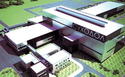 В Тульской области запустили новый машиностроительный завод