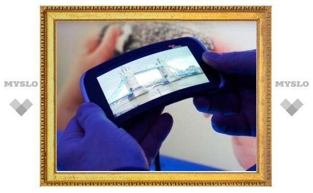 Nokia показала прототип гибкого планшета