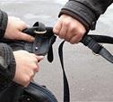 В Киреевске поймали дерзкого грабителя