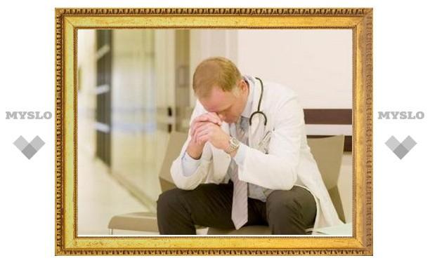 В Туле врача лишили права на деятельность
