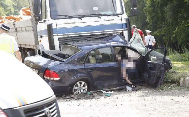 Страшное ДТП на М2: Погибли три человека