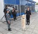 Ведущая федерального канала прошла стажировку в тульской полиции