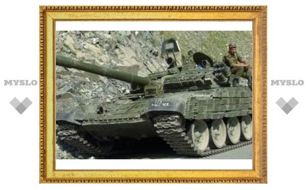 Южная Осетия защитила Россию от НАТО