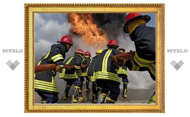 За полгода в Туле произошло 255 пожаров