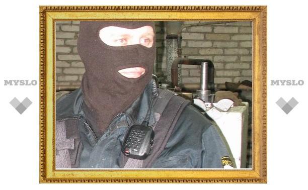 У тульских ФСБ-шников сегодня учения