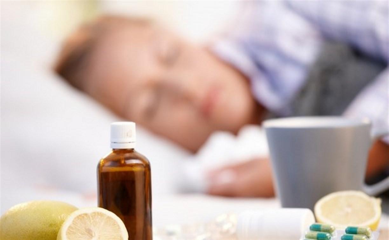 Эпидемия гриппа в Тульской области пошла на спад