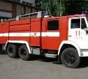В результате возгорания КамАЗа в Мясново пострадал мужчина