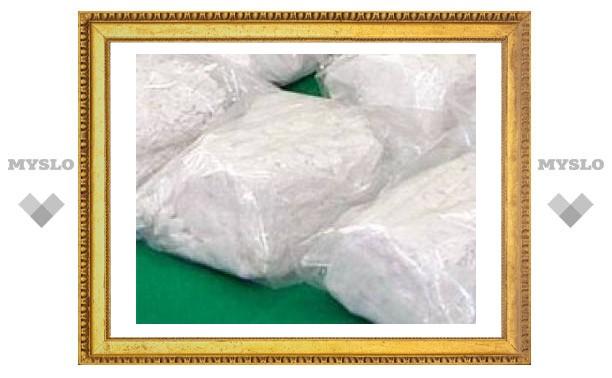 За 3 года в Туле изъято 279 кг наркотиков