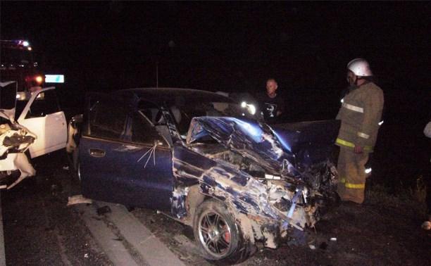 В тройном ДТП на трассе М4 пострадали шесть человек