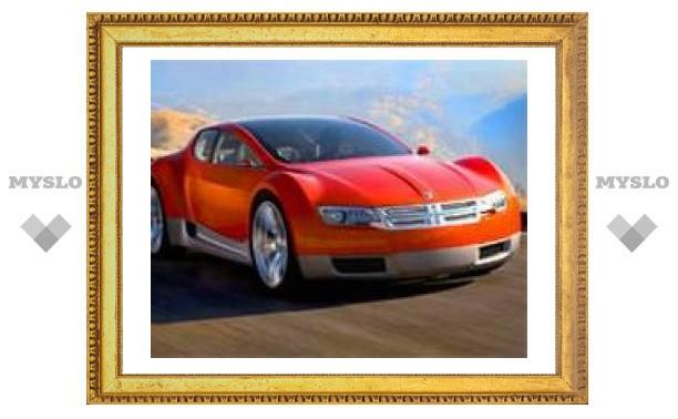 В Детройте пройдет премьера нового экологичного электромобиля Dodge Zeo