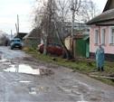 Жители поселка Октябрьский: «Наши дома каждый год заливает!»