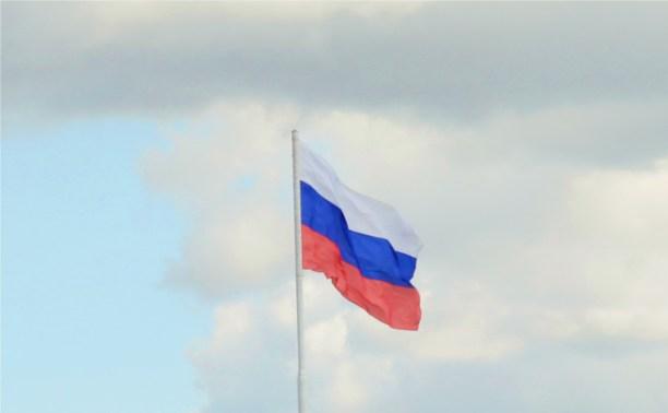В Туле флаг России поднимут в небо на воздушных шарах