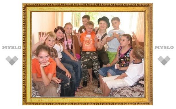 Тульские оздоровительные лагеря готовятся принять детей