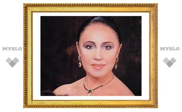 Надежда Бабкина провела мастер-класс в Туле
