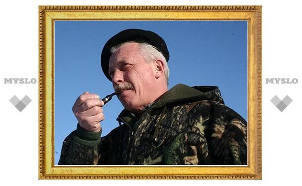 Туляки увидят акварели Сергея Сачкова