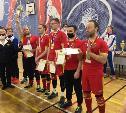 Тульские спортсмены выиграли чемпионат России по голболу