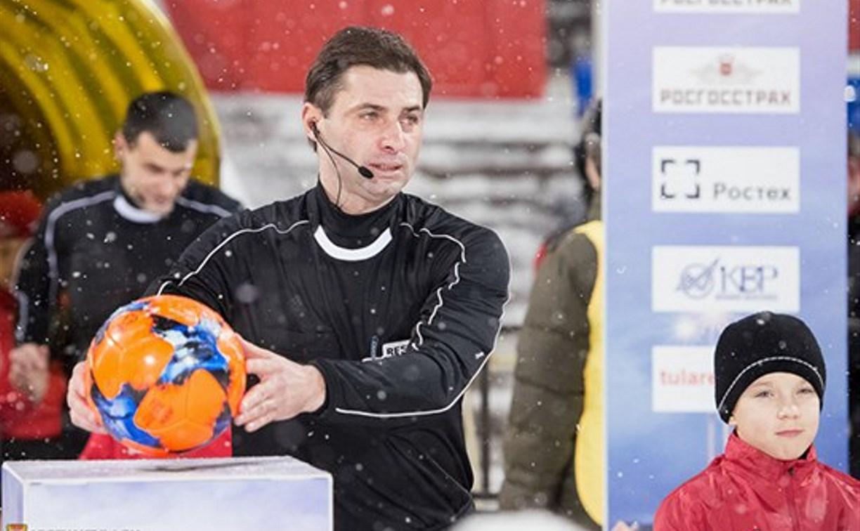 Матч «Зенит» – «Арсенал» будет судить арбитр из Москвы