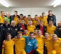 Команда академии «Арсенала» выиграла юношеское первенство Тульской области