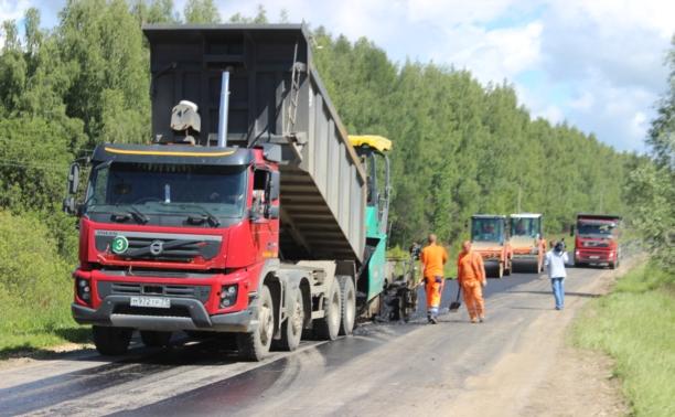 Строительство дороги Ясногорск-Ревякино закончат до 1 сентября