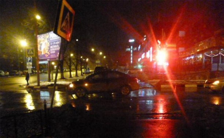 В Тульской области за день сбили двух пешеходов