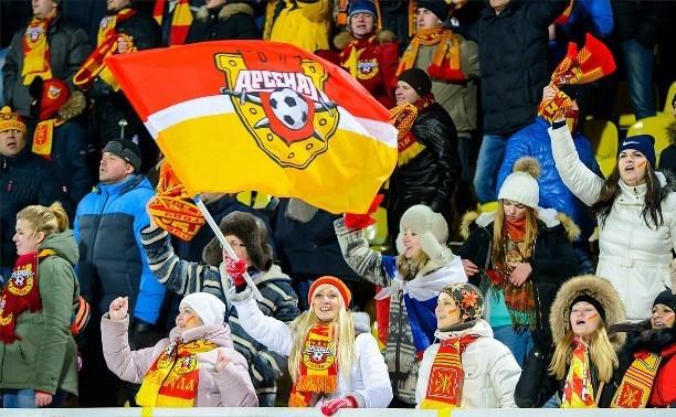 «Арсенал» вырвал победу в матче со «Спартаком»: 1:0!