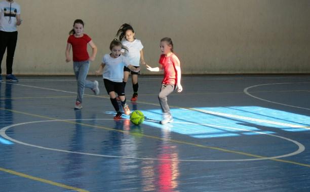 В Туле состоялся футбольный фестиваль среди девочек