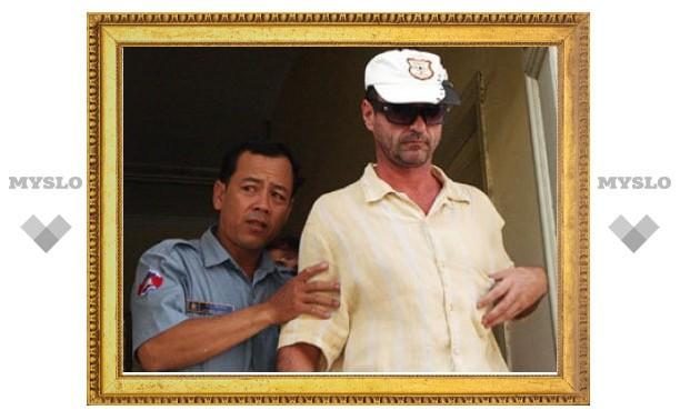 Камбоджа отправит российского педофила на родину