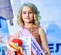 Юная тулячка стала лучшей рекламной моделью России