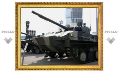 Дмитрий Рогозин посетил 51-й полк ВДВ