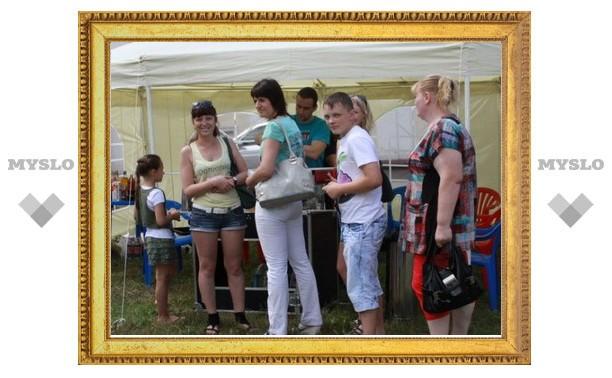 Туляков приглашают на пикник в центре города