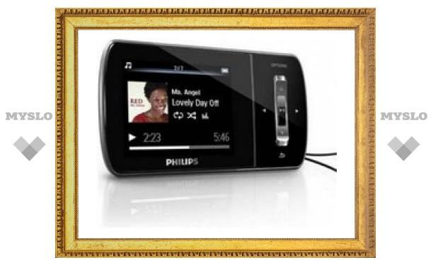 Philips представляет новый медиаплеер с качественным звуком