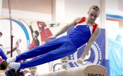 Гимнасты из Тульской области завоевали четыре медали во Владимире