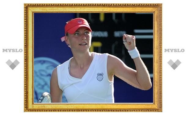 Вера Звонарева получила шанс сыграть на итоговом турнире WTA