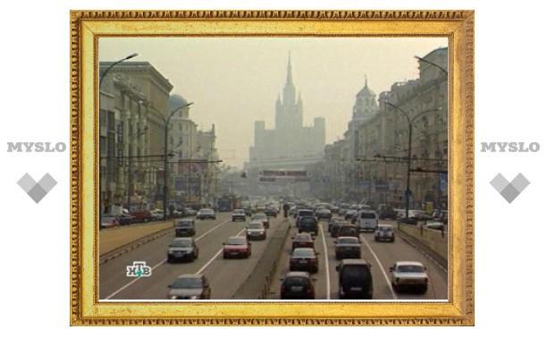 В московском воздухе повысится содержание вредных веществ