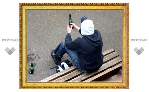 В Новомосковске подросток госпитализирован с алкогольным отравлением