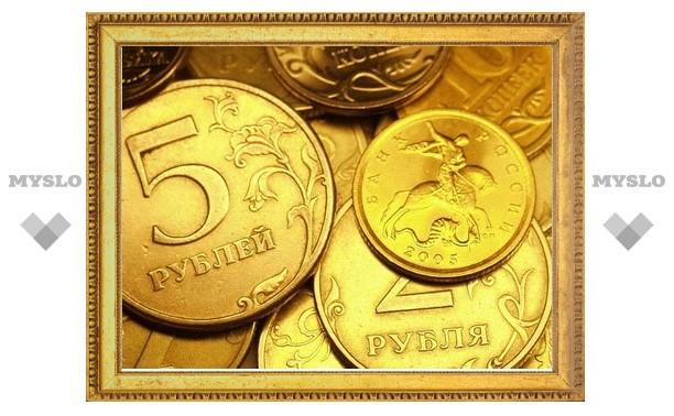 Рубль начал укрепляться впервые с начала сентября