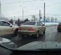 В Туле водители подрались посреди дороги