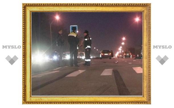 В Туле мужчина погиб под колесами автомобиля