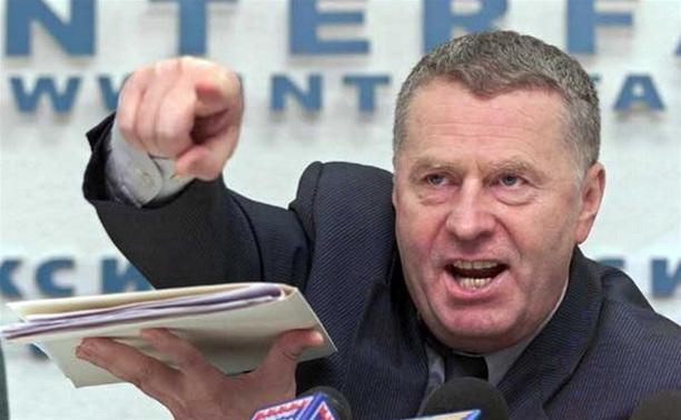 Жириновский предложил отменить гастроли украинских музыкантов в России