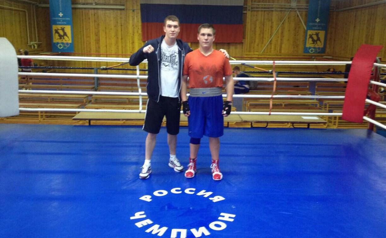 Щёкинский боксер вошел в состав юношеской сборной России