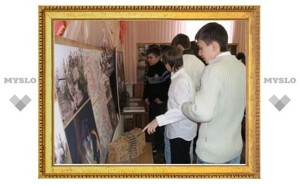 В музее Тулы открылась новая выставка