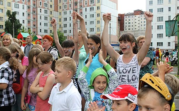 В пролетарском районе состоится праздник в честь Дня России